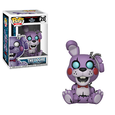 FUNKO FNAF THE TWISTED ONES THEODORE PLUSH AUTHENTIC ORIGINAL NEW