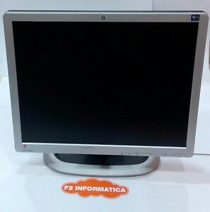 Monitor-ordenador-19-Pulgadas-HP-L1950g-Soporte-extensible