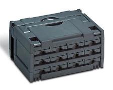 TANOS Schubladen Systainer 3 Classic koppelbar mit T Loc SYS Sortainer