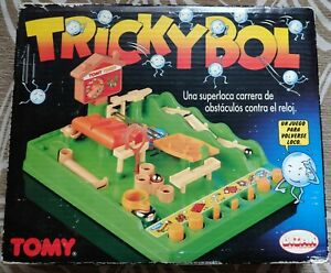 TRICKY-BOL-TOMY-BIZAK-WITH-BOX-IN-PERFECT-WORKING-ORDER