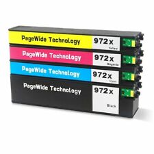 13000 Page Yield NO. 976Y L0S31YC SuppliesMAX Compatible Replacement for HP PageWide Pro 500//552DW//577DW//577Z//P55250DW//P577DW Yellow Extra High Yield Inkjet