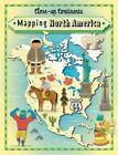 Mapping North America by Paul Rockett (Hardback, 2015)