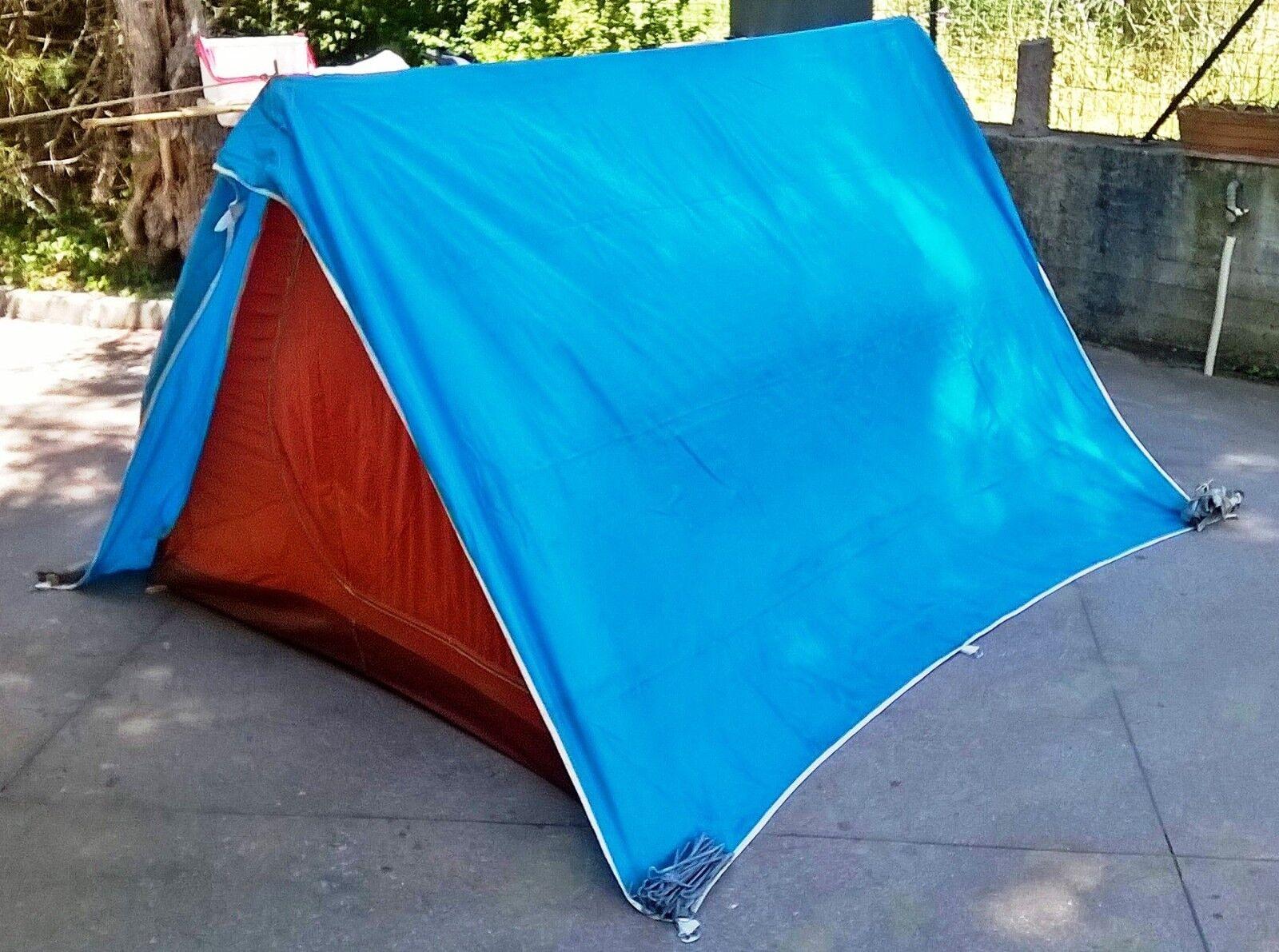 CAMPEGGIO CAMPEGGIO CAMPEGGIO / CAMPING: Tenda CANADESE 2 posti - Doppio telo 034023