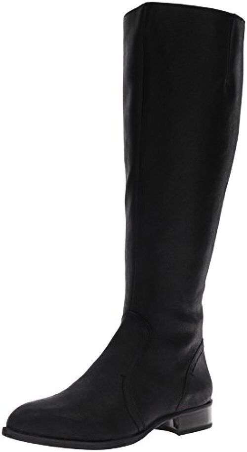 Nine West West West Womens Nicolah-Wide Leather Knee-High Boot- Pick SZ color. cc078b