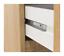 miniatura 75 - Mesita de Noche Para Dormitorio 2 o 3 cajones mesitas mesilla cama habitacion