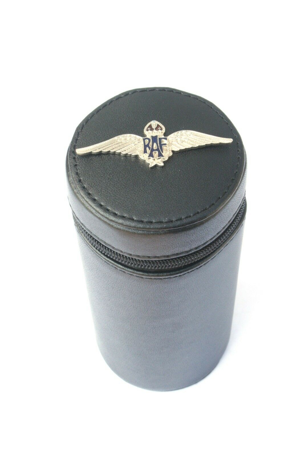RAF Sweetheart Shooting Peg Position Finder Numberojo Cups 1-10 negro Leather