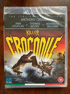 Killer-Crocodile-Blu-ray-Italian-Cult-Horror-Movie-88-Films-BNIB