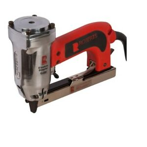 Electric Carpet Stapler For 3 16 In Crown 20 Gauge Staples