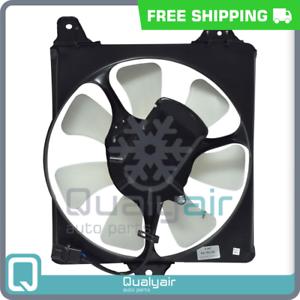 Tercel QA AC Radiator-Condenser Fan fits Toyota Paseo