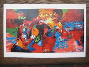 """Rocky Balboa vs Apollo Creed 11"""" x 17"""" Boxing Painting ..."""