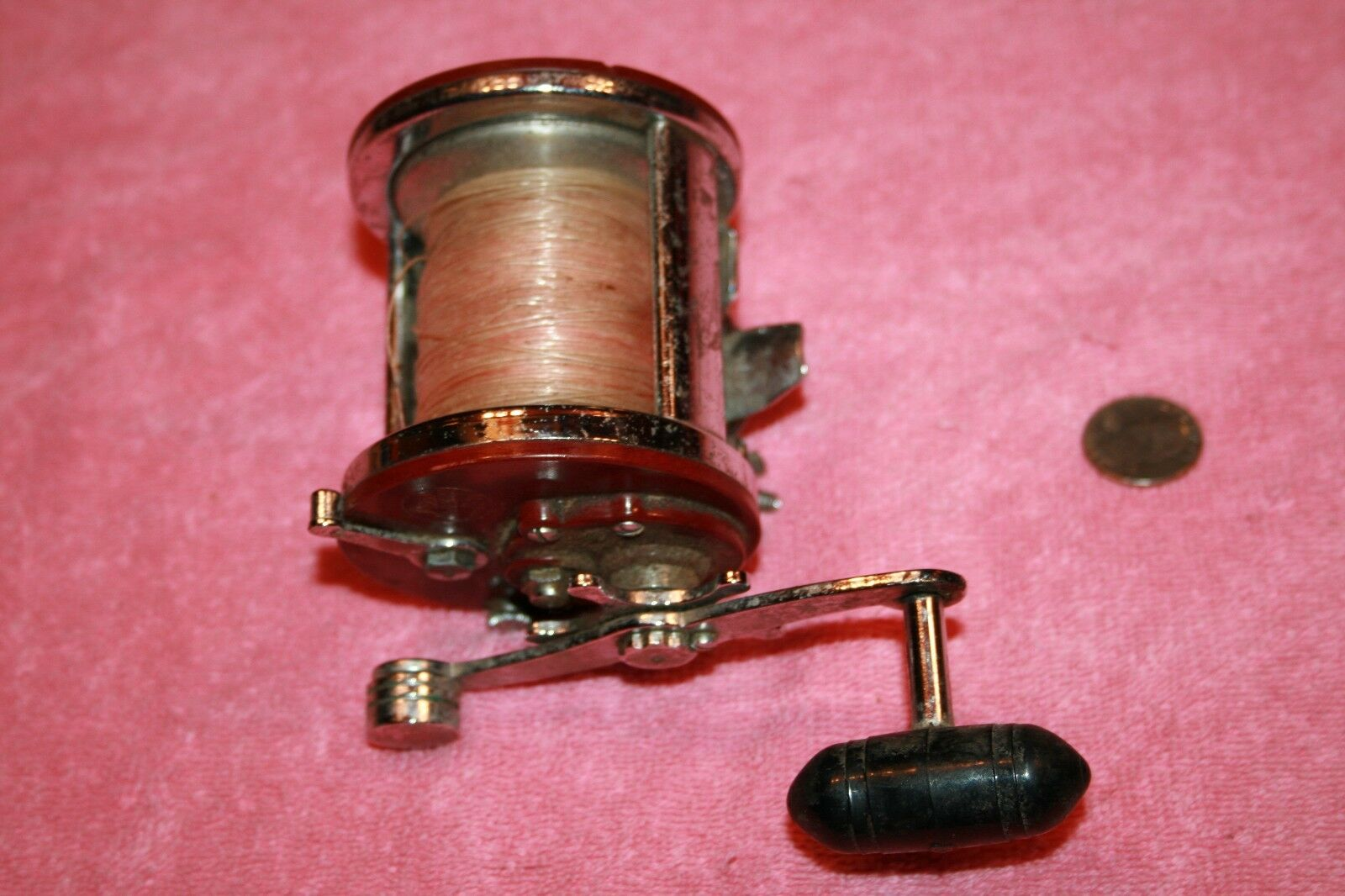 Penn Jig-Master No. 500 Fishing  Reel Made in USA  counter genuine