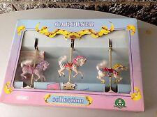 Vintage Ultra Rare Matchbox#Nrfb Carousel Collection Horse Nib