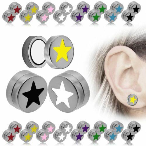 1 Paare Ohrstecker Magnete Ohrringe keine piercing Ohrstecker Damen Mode