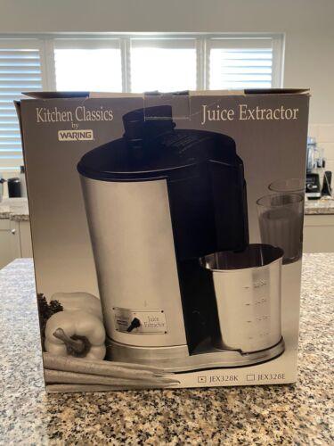 Waring Juice Extractor JEX328K