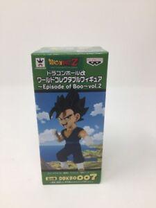 Banpresto Dragon Ball Z 2.8-Inch Vegetto World Collectible Figure