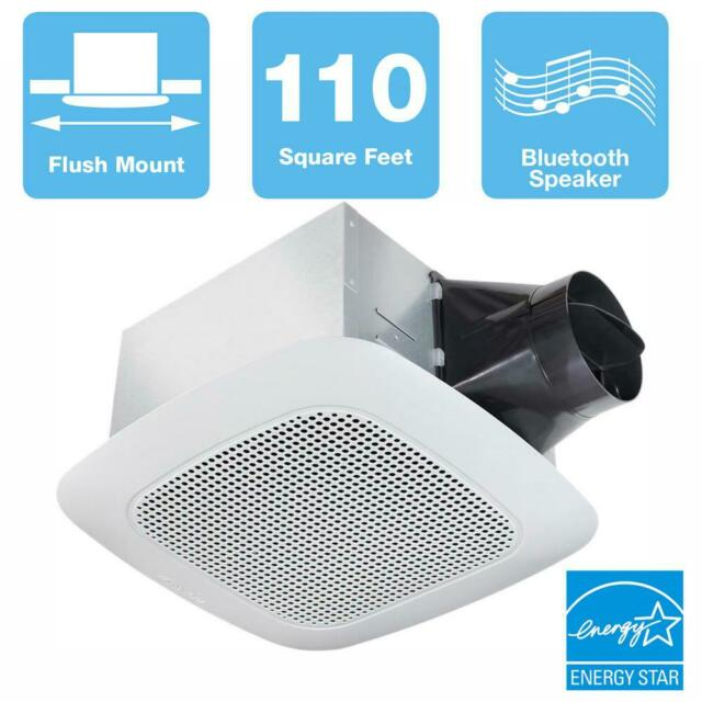 Air King FRAK110 110 CFM Fire-Rated Bathroom Exhaust Fan w ...