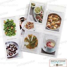 Martha Stewart Avery Sheet Protectors 55 X 85 Secure Top Load 4 Pockets Clear