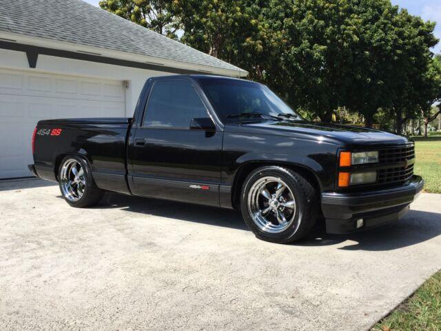 1990 Chevrolet C/K Pickup 1500 454SS