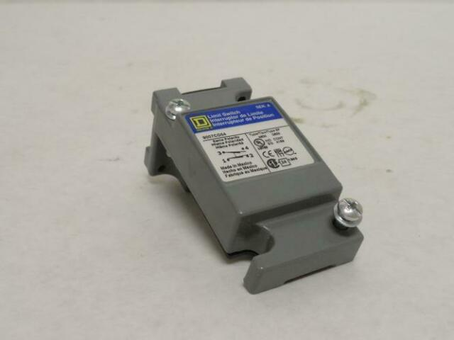 SQUARE D 9007CO54 Limit Switch Body