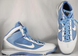a52b6c81c6e5a9 Men s Nike Hyperize White Blue Basketball Shoes US 14 UK 13 EUR 48.5 ...