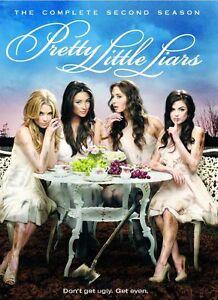 Pretty Little Liars Temporada 2  HDRip  Español Latino  MG