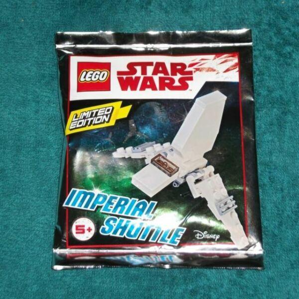 Lego Star Wars Imperial Shuttle Mini Pack 911833 Disney édition limitée