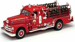 SEAGRAVE Model 750 - 1958 - Firetruck - YATMING 1:24