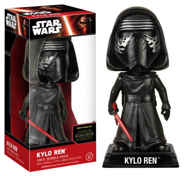 Star Wars Episode VII: The Force Awakens - Kylo Ren Wacky Wobbler