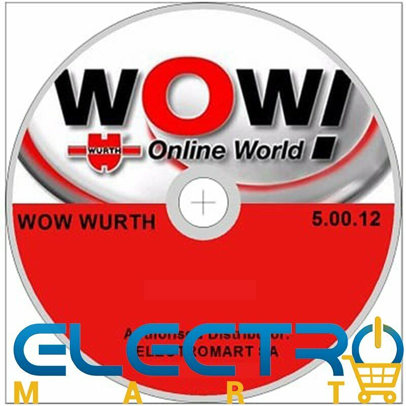 2018 WOW Wurth Software for Snooper Auto Diagnostic Tool   Including Installation