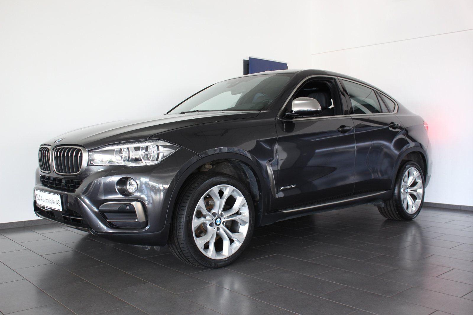 BMW X6 3,0 xDrive30d aut. 5d - 749.900 kr.