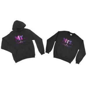 Mr-and-Mrs-Couples-Valentine-039-s-Anniversary-Matching-Sweatshirt-Hoodie-Unisex