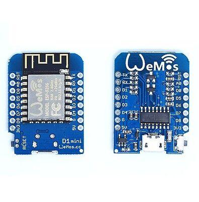 D1 Mini NodeMcu 4M bytes Lua WIFI Development Boards ESP8266 by Pip US