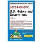 Let's Review: Let's Review U. S. History and Government by John McGeehan and Morris Gall (2012, Paperback, Revised)