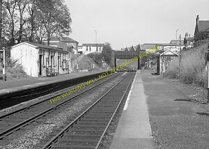 Spring-Road-Railway-Station-Photo-Hall-Green-Tyseley-Birmingham-Line-GWR