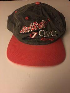Vintage-Nascar-Geoff-Bodine-Hat-Cap-QVC-7