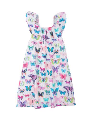 Hatley Kleid Botanicl Butterflies  Größe  92 98 104 128 NEU 47,50 € 116
