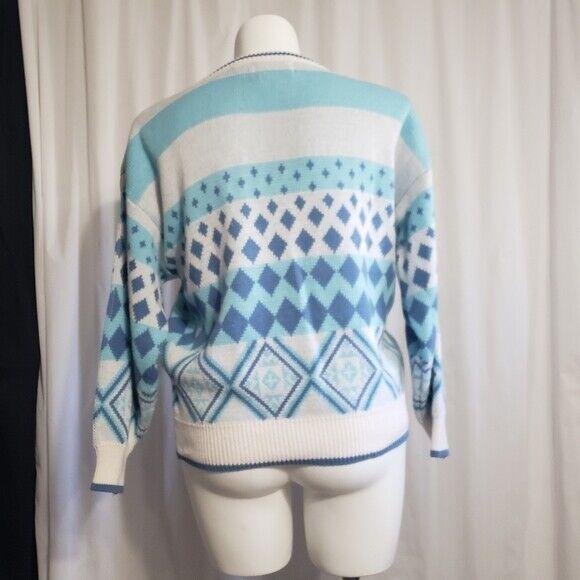Rainbow Ridge plus Vintage sweater - image 2