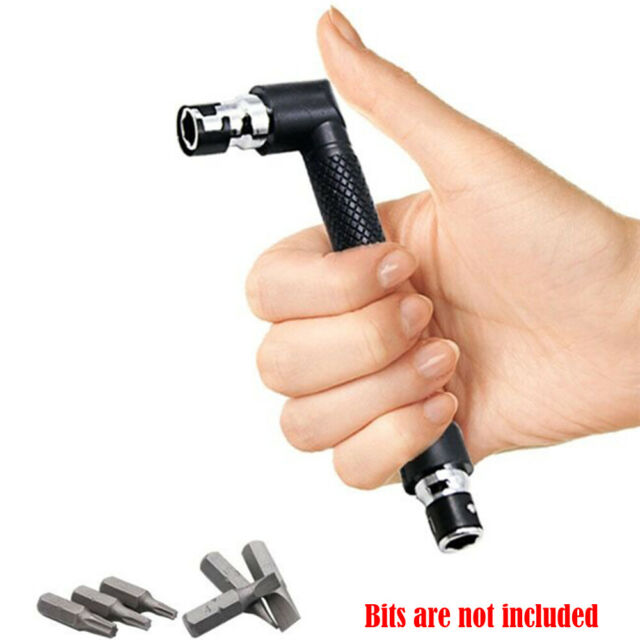 """1x1//4/""""Double-headed 90˚Right Angle L-type Socket Wrench Screwdriver Repair Tool"""