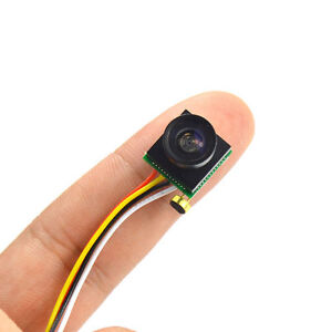 HD 600TVL Mini CCTV Security Video Camera Micro FPV Wired Spy Hidden Wide Camera