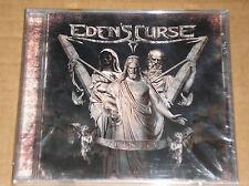 EDEN'S CURSE (DREAM THEATER, HELLOWEEN) - TRINITY - CD SIGILLATO (SEALED)