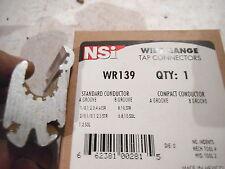 NSI WR139 Wide Range Compression Connector H-Tap