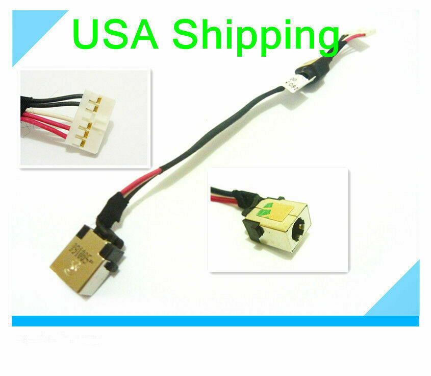 DC power jack in cable for ACER ASPIRE 5534-1181 5534-1146 5538-1096 5538-135