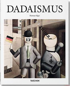 Fachbuch-Dadaismus-Tristan-Tzara-Marcel-Duchamp-Hannah-Hoech-uva-NEU