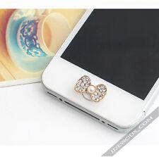 Smartphone Schmuck Gold Stecker StaubSchutz Handy Kappe Stöpsel Iphone Galaxy