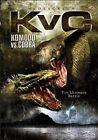 Komodo Vs. Cobra 0031398196464 With Rene Rivera DVD Region 1