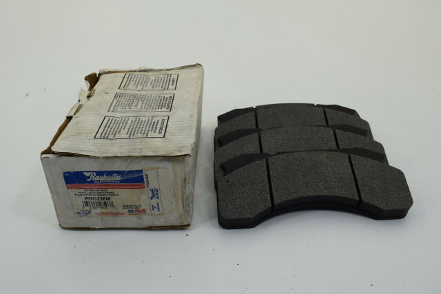 Raybestos Disc Brake Pads PGD236M Fits: 1984 - 1998 Ford F700