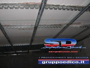 PROFILI STRUTTURA CARTONGESSO DA MT 3 MONTANTE 6/10 GUIDA ...