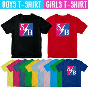 Sis VS Bro Kids Boys Girls T Shirt Youtuber Gaming Fun Challenges Gift Tee Top