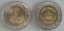 Ägypten / Egypt 1 Pound 2015 unz.