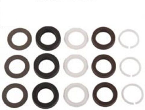 interpump repairs Parts kit 180 for all models series 66 ø18 high pressure